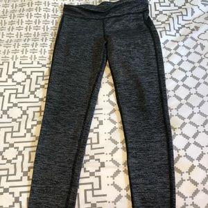 Old Navy Striped Melange Active Pants